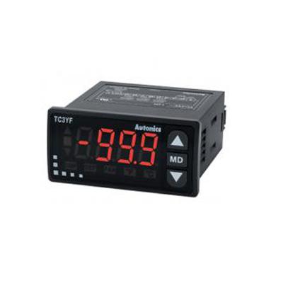 DIN W72×H36mm制冷机专用温度控制器TC3YF